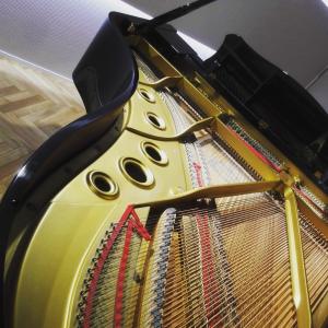 今田景子ピアノ教室 グランドピアノ